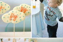 Parties {for boys} / by Bianca Martino