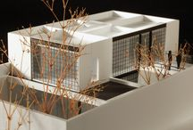 Architectural Models / A collection of models, the physical kind!