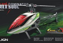 RC-Helikopter / RC-Modellhubschrauber