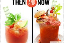 """The Evolution of Dining: Then and Now"" / Restaurant.com is celebrating 15 years! What better way to commemorate the occasion then by taking a look at how our favorite dishes have evolved over the years? Yum!  / by Restaurant.com"