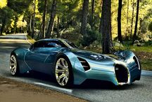 Super cars / Grand tourismo