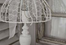 Lampe/lys/pynt