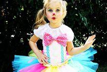 Kids party dress