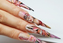 Nails by Natalia Yakubchuk / Nails made by Natalia Yakubchuk
