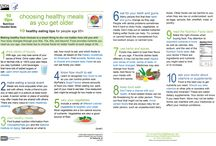 MyPlate Ten Tips / by NMSU Ideas for Cooking and Nutrition