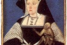 Dress 1500-1550 - Sources Women / Women