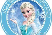 Frozen party / by Karla Morton-Holmes