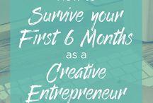 entrepreneuring