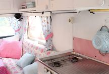 camper renovations / by Donna 'Wolf' Raymond