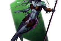 Aquatic character