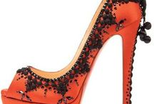 Fancy Footwork / Glamorous and tall but not for the faint hearted!