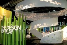 Stands - design d'espace