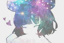 galaxy anime ☆♡♥