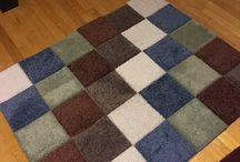 rug pieces