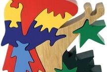 puzzle en madera