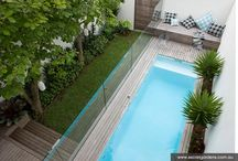 Courtyards / by Home Designing