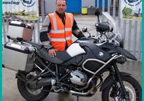 RJH Motorbike Instructors / Only the BEST Instructors are chosen for RJH. If you are pictured here then you must be good.