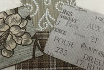 """Vintage Home Decor / Fabrics, designs, crafts, and furniture all centered around the """"Oh so popular"""" vintage theme!"""