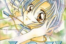 I.O.N / Arina Tanemura's manga I.O.N