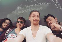 Instagram Influencer de stamminchia.  #teramocomix2016