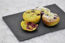 muffin fruit