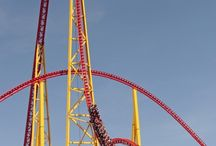 Fastest US roller coasters