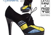 M'OYO SHOES AND INSPIRATIONS / Our beautiful shoes made from fabrics from Six Yards 2013 Collection