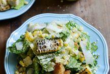 Salads! / by Stephanie Seretis