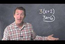 Algebra / NWEA Math middle School