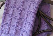 örgü battaniyeler