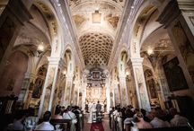 Church weddings in Italy / Beautiful churches and cathedrals in Italy, the ideal place to get married.