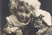 vintage cats & beyond
