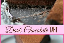 Recipes for the Chocoholic / Recipes for fellow chocolate lovers!