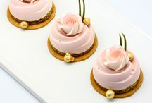 Les gâteaux / お菓子づくりのセンスを磨くために。
