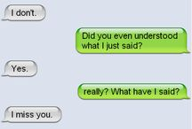 Funny Stuff / by Sean Tsien