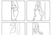 Posing Women