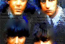 Beatles Pop Art Canvas