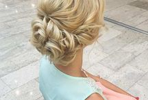 Hair styles for special occasions