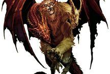 Criaturas míticas