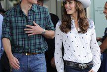 William y Kate de Cambridge