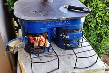 Cookstoves/Woodstoves / by Leah Mason