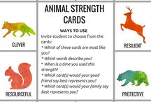 Strengh Cards