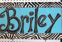Briley Brooke / by Kayla Matthews
