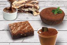 Nos desserts / Découvrez notre sélection de dessert ! https://www.laboiteapizza.com/