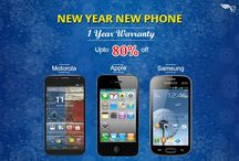 New Year New Phone - New Year Sale / Get ready for a new year #contest on #facebook. Starting from 1 Jan, 2016. Stay Tuned. Visit: http://togofogo.com  #TogoFogo #NewYearNewPhone