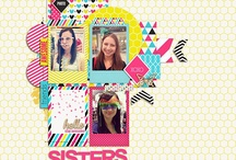 DDE's Creative Team Gallery / Layouts created by the DIgitalDesignEssentials.com Creative Team. / by Digital Design Essentials