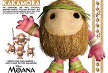 Moana Crafts