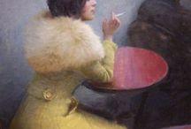 Arte figurativa / Opere di pittori figurativi classici e contemporanei