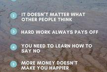 Lean In / Positivity
