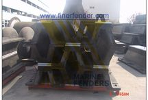 High Performance Arch Fender / http://www.finerfender.com/Marine-Fender-Products/arch-fender/